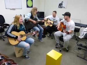 Musik in der Gruppe