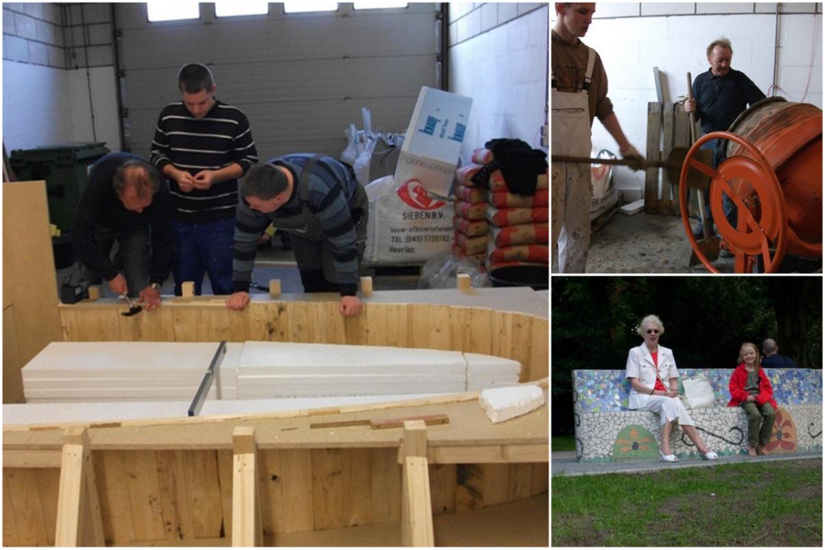 Bilder aus dem Projektbereich